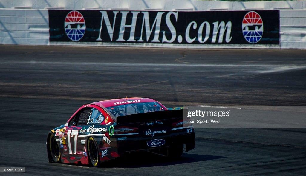 AUTO: JUL 12 NASCAR - Sprint Cup Series - Camping World RV Sales 301 ...