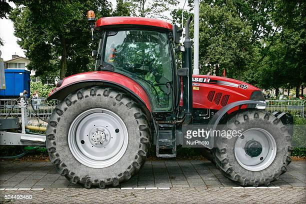 July 2015 A Case IH tractor is seen This month carmaker Fiat Chrysler Automobiles and tractor manufacturer CNH Industrial signed a labor deal for...