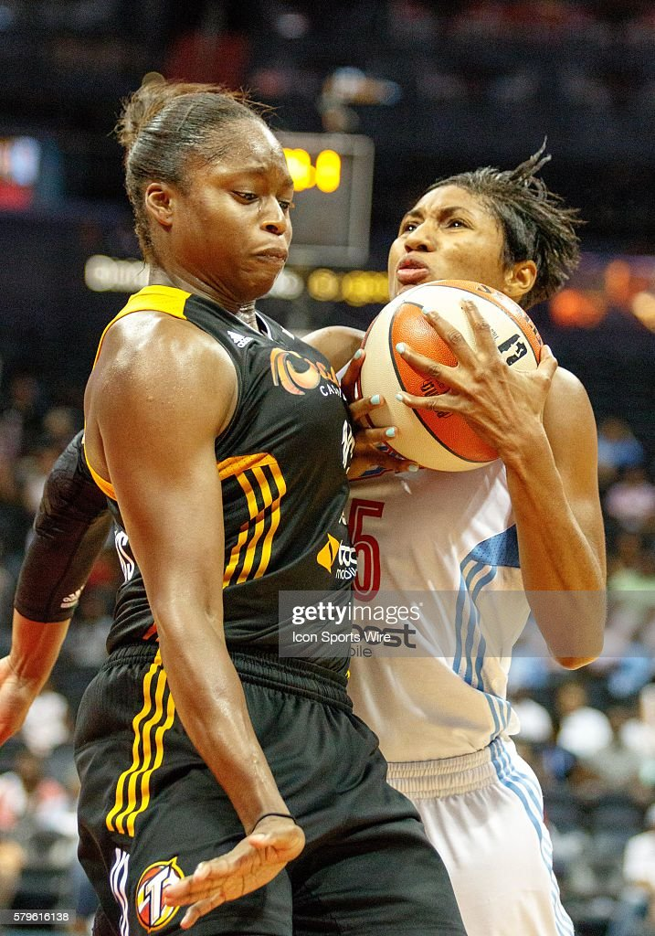 WNBA: JUL 07 Shock at Dream Pictures | Getty Images