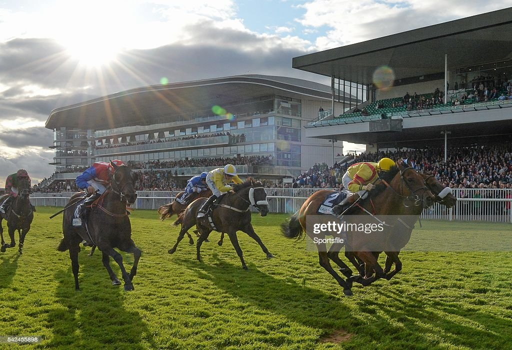 Galway Racing Festival - Tuesday : News Photo
