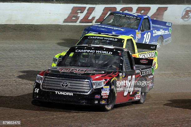 22 July 2015 | Christopher Bell Toyota Certified Used Vehicles Toyota Tundra Matt Crafton Ideal Door/Menards Toyota Tundra and Tyler Reddick Draw...