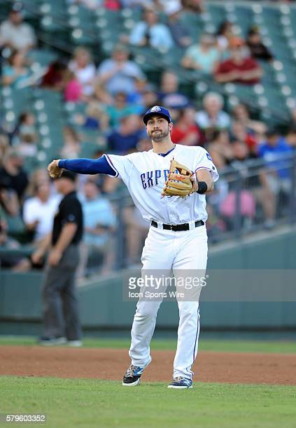 Express infielder Joey Gallo during 4 2 win over the New Orleans Zephyrs at the Dell Diamond in Round Rock TX