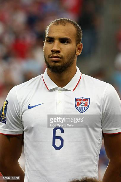 John Brooks The United States Men's National Team played the Panama Men's National Team at Sporting Park in Kansas City Kansas in a 2015 CONCACAF...