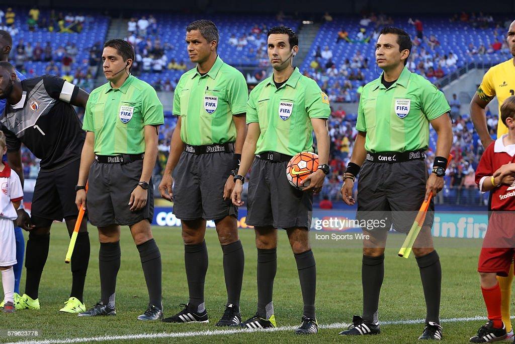 Assistant Referee Alberto Mori...