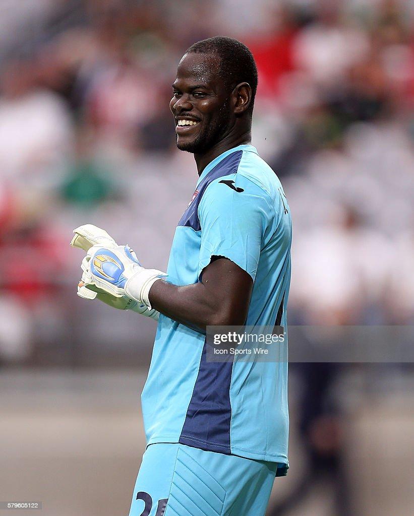 SOCCER: JUL 12 CONCACAF Gold Cup - Group Stage - Trinidad & Tobago v ...