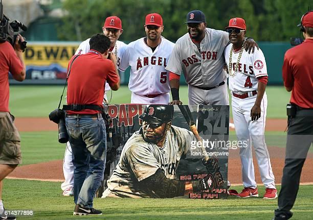 Los Angeles Angels of Anaheim Center field Mike Trout [7281] Los Angeles Angels of Anaheim Designated hitter Albert Pujols [2669] Boston Red Sox...