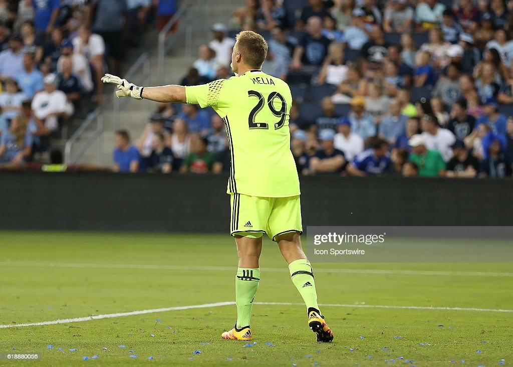 SOCCER: JUL 10 MLS - New York City FC at Sporting KC : News Photo