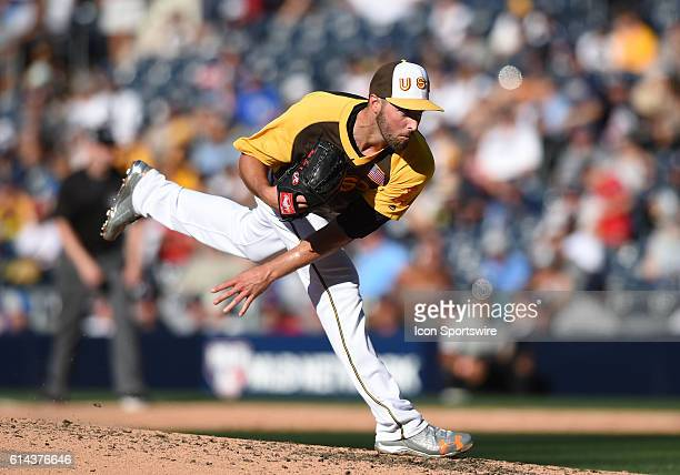 Team USA Nate Smith during the MLB AllStar Futures Game at PETCO Park in San Diego CA