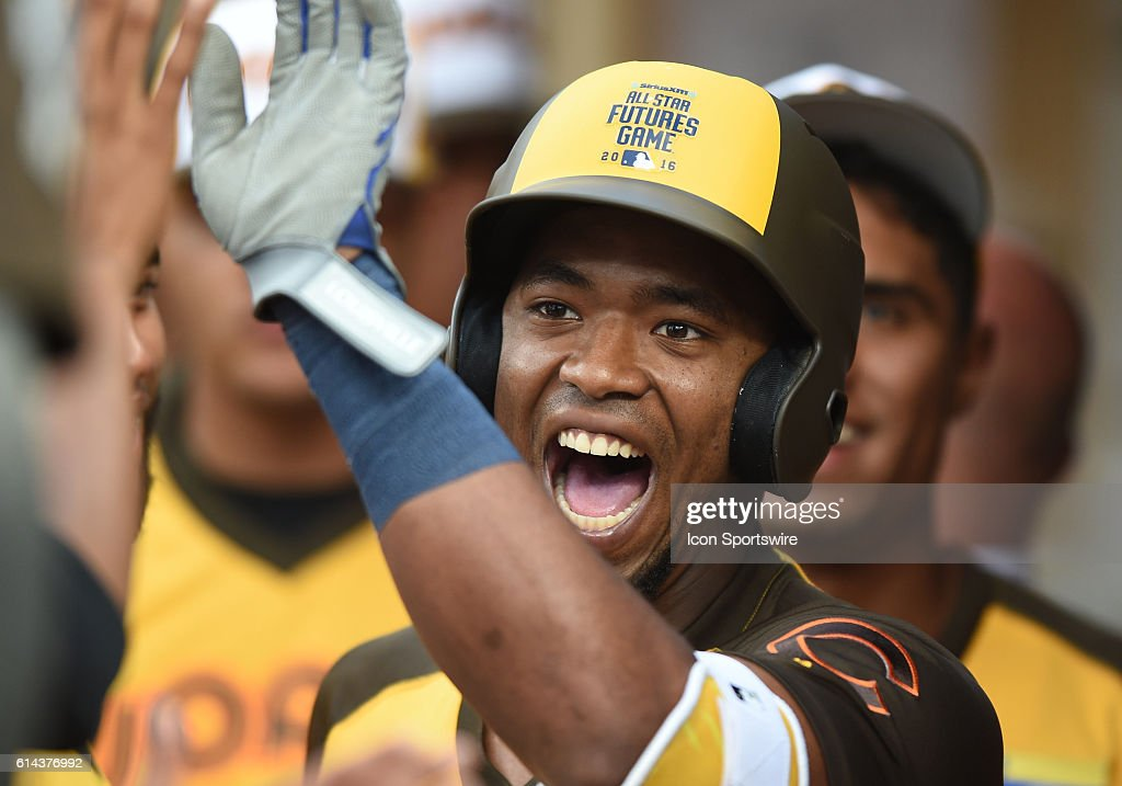 MLB: JUL 10 All-Star Summer Events - All-Star Futures Game : News Photo