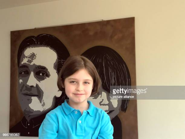 The eightyearold child prodigy Laurent Simons The BelgianDutch boy with an IQ of 145 is already being compared to Einstein and Hawking Photo Annette...