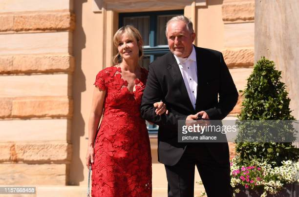 The pair of actors AnnKathrin Kramer and Harald Krassnitzer will attend the opening of the Bayreuth Festival 2019 The Richard Wagner Festival will...