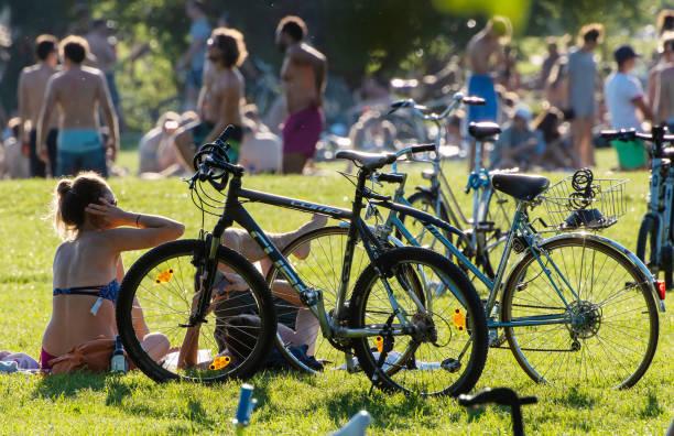 DEU: Summer Weather In Munich