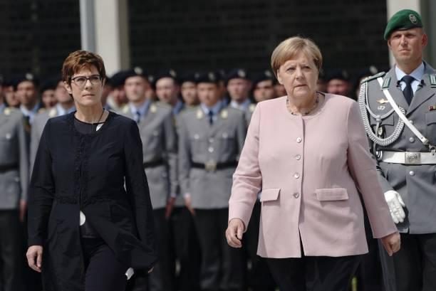 DEU: 75th Anniversary Of Assassination Attempt On Hitler