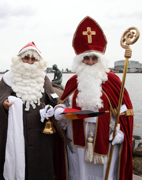 DNK: Santa Claus Congress In Copenhagen