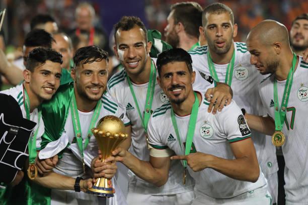 EGY: 2019 Africa Cup Of Nations - Senegal Vs Algeria