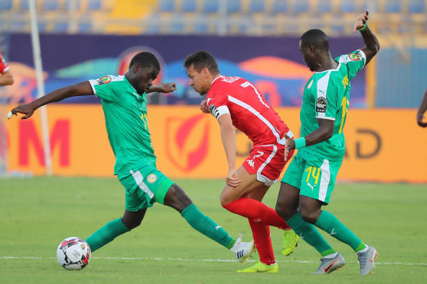 EGY: 2019 Africa Cup of Nations - Senegal Vs Tunisia