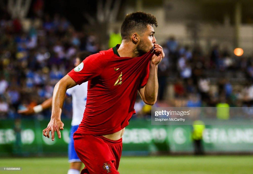 Italy v Portugal - 2019 UEFA European U19 Championships Group A : News Photo