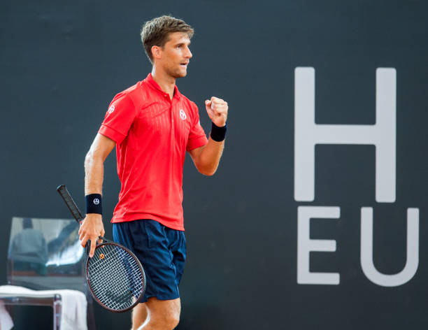 DEU: Tennis - Hamburg European Open