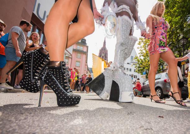DEU: Christopher Street Day Frankfurt