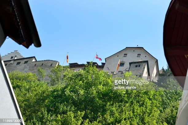 Vaduz Castle on the Triesenberg The Principality of Liechtenstein is 300 years old It was founded on 15 August 1719 between Switzerland and Austria...