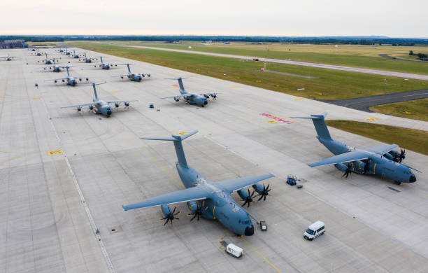 DEU: Air Base Wunstorf