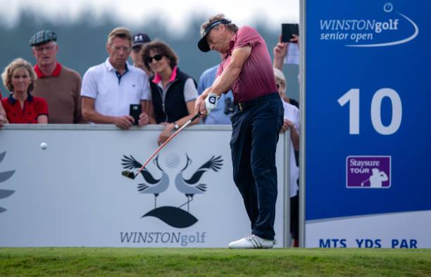 DEU: Golf  Senior Open