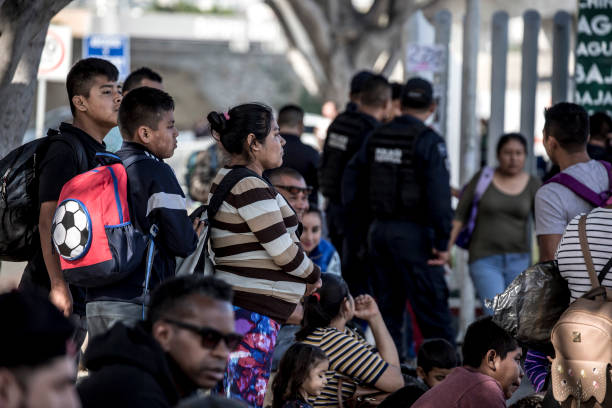 MEX: Migration To The USA