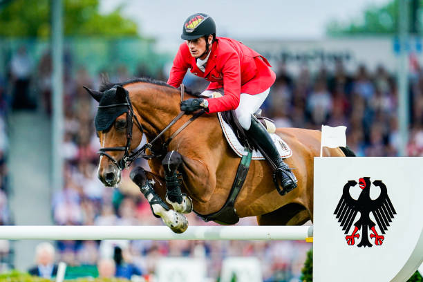 DEU: Chio Aachen Nations Cup