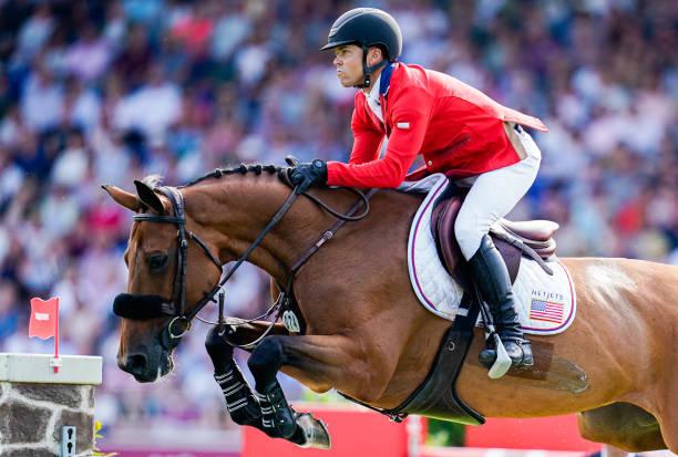 DEU: Chio Aachen - Show Jumping