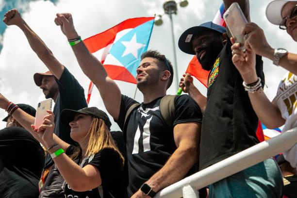 PRI: Protests In Puerto Rico
