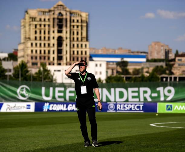 ARM: Norway v Republic of Ireland - 2019 UEFA European U19 Championships Group B