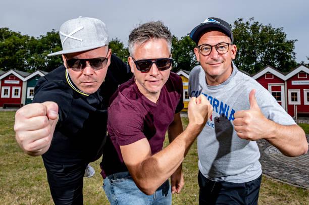 DEU: Fettes Brot Performs on Helgoland