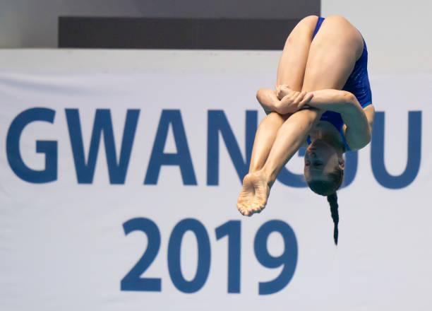 KOR: Swimming World Championships 2019