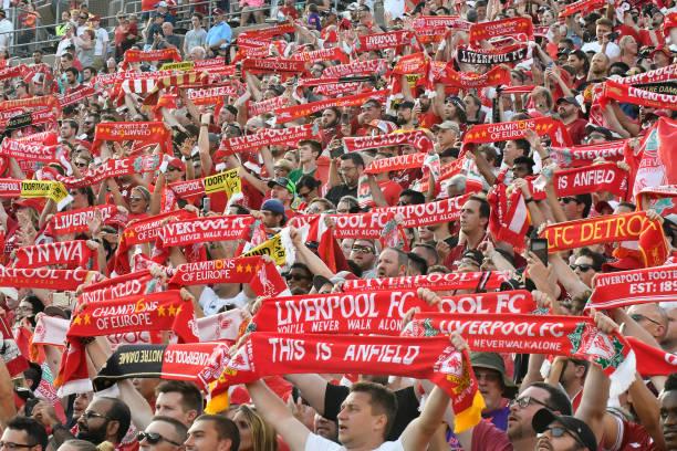 IN: Test Match FC Liverpool - Borussia Dortmund