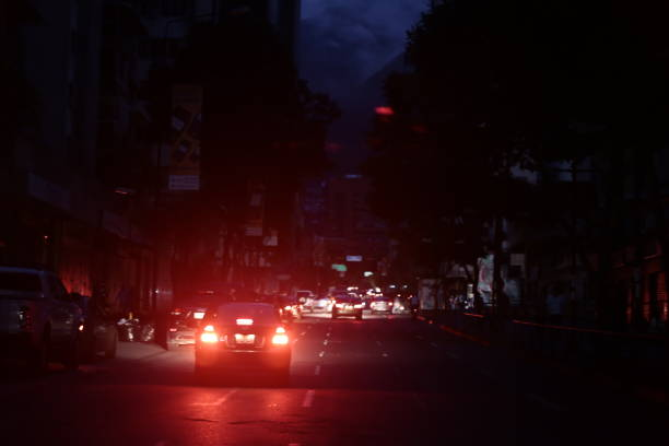 VEN: Power Outage In Venezuela