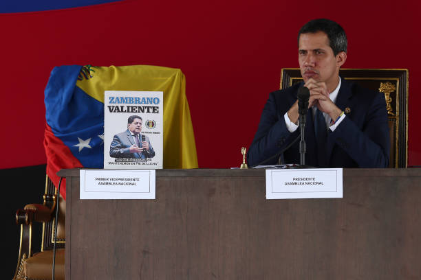 VEN: Crisis in Venezuela - Juan Guaido