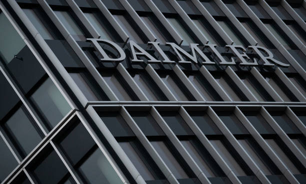 DEU: Daimler AG - Corporate Headquarters