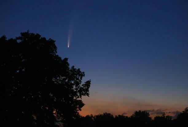 DEU: Comet Neowise