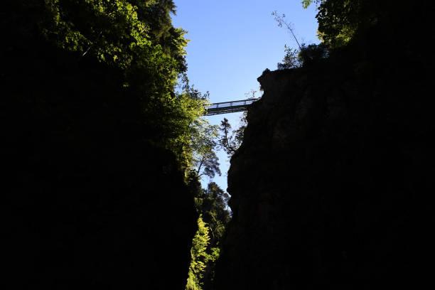 DEU: Blue Sky Over The Asam Gorge