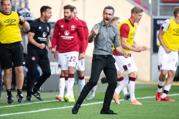 DEU: 2nd Bundesliga FC Ingolstadt 04 - 1. FC Nuremberg