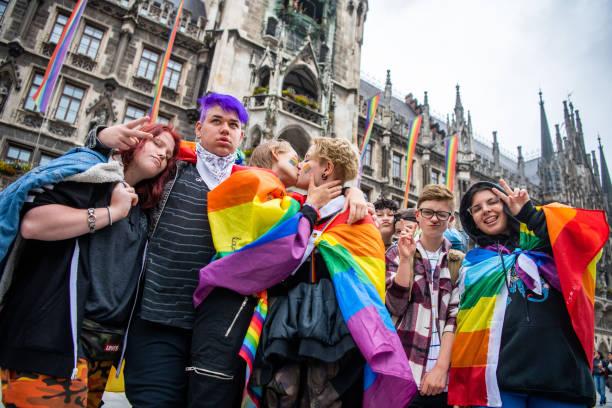 DEU: Christopher Street Day Munich As Livestream