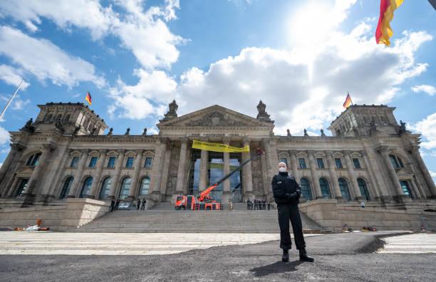 DEU: German Parliament - Coal Exit Act