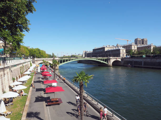 FRA: Tourism In Paris In Times Of Corona