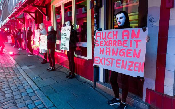 DEU: Prostitutes Demand Opening Of Brothels