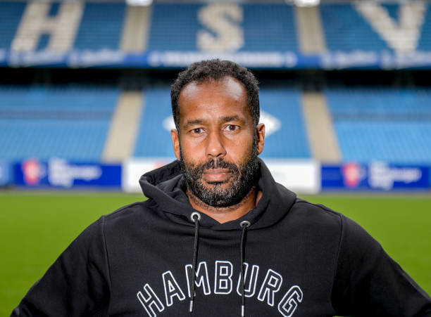DEU: New Hamburger SV Coach Daniel Thioune