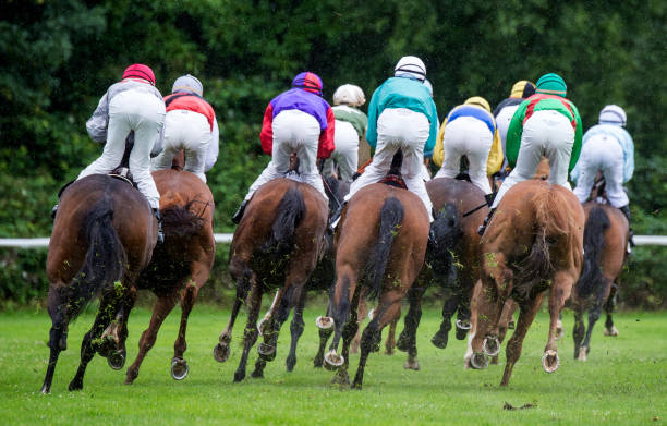 DEU: 151st Gallop Derby In Hamburg