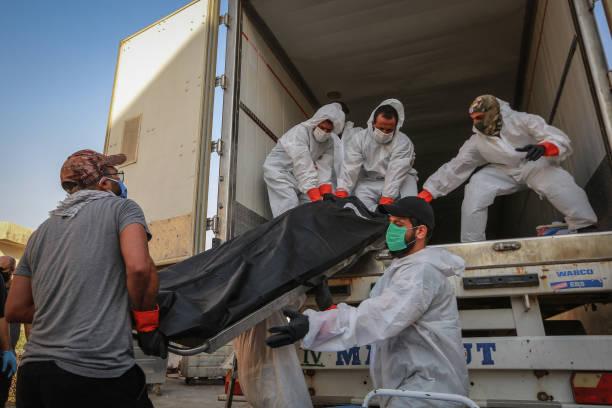 IRQ: Coronavirus Deceased Bodies Transferred From Baghdad To Najaf