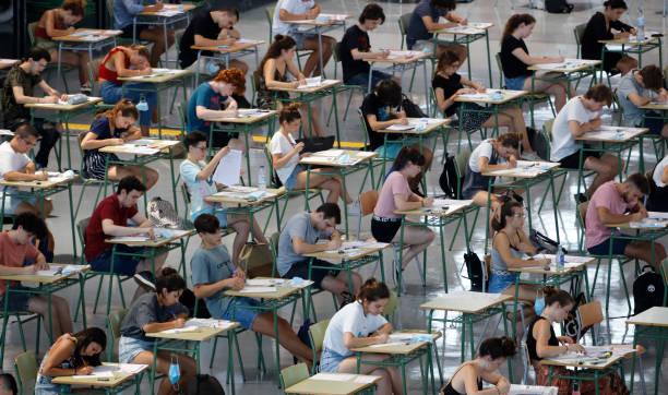 ESP: Entrance Examination To The University Of Mallorca