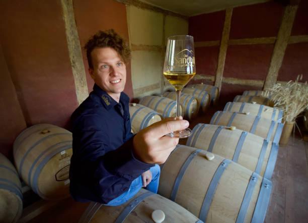 DEU: Eggenstein Whisky And Noble Brandy Man