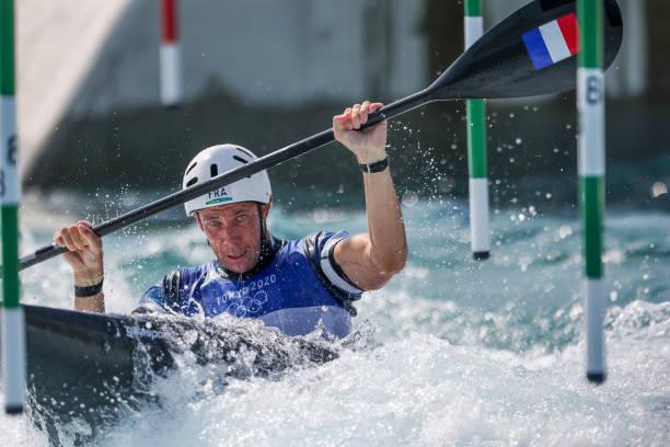 JPN: Tokyo 2020 - Canoe - Kayak - Single Men